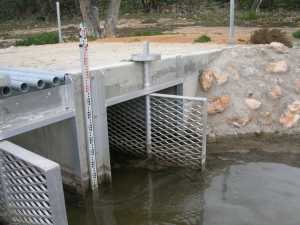 Figure 3: Pivoting carp screen adjustment at Ramco SA. (Photo courtesy of Leigh Thwaites